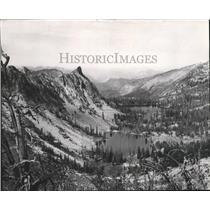 1959 Press Photo Terrace Lakes-Salmon River drainage in Idaho - spa66889