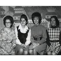 1972 Press Photo Junior League of Spokane members - spa69084