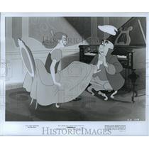 1978 Press Photo A scene from Walt Disney's classic, Cinderella. - spp13843