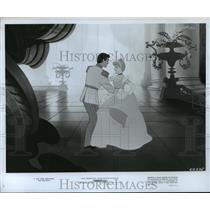 1978 Press Photo Prince Charming in a scene from Cinderella. - spp13845