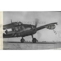 1945 Press Photo Radar Historical - spa92563