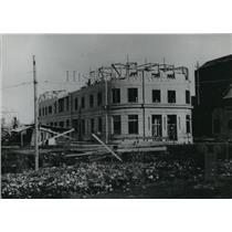 1906 Press Photo Spokane & Inland Empire Terminal Building - spa93841