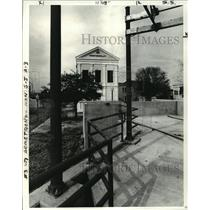 1980 Press Photo Perseverance Hall in Louis Armstrong Park - noa19935
