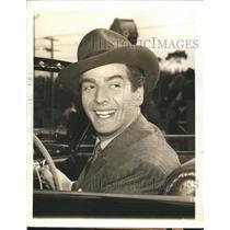 1941 Press Photo Victor Mature Actor  - sbx03499
