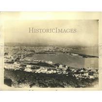 1937 Press Photo Palma, Majorca center of Crisis used as Italian base