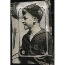 1925 Press Photo Frank Pippingull 13 Year Old Pilot of Detroit Michigan