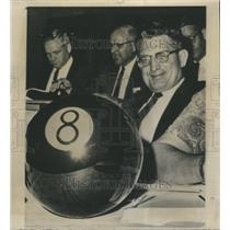 1964 Press Photo race question at Methodist Conference - RRU76035