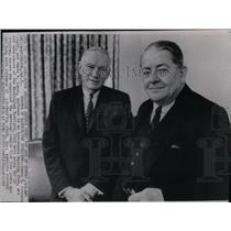 1965 Press Photo Washington Senators Owner James Lemon - RRX23535