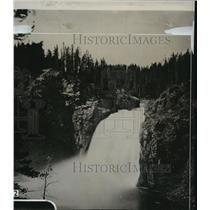 1871 Press Photo Yellowstone River during the Hayden expedition - mja80769