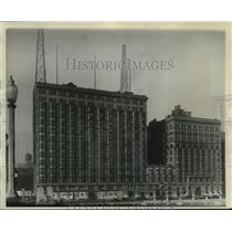 1931 Press Photo Congress Hotel in Chicago for Republican National Committee