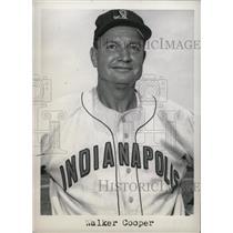 1958 Press Photo Walker Cooper American Indiapolis - RRW74527