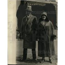 1927 Press Photo Mrs Ella Silver of Enid, Oklahoma - nep06356