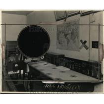1925 Press Photo Bartholomew Molinan radio 6AWT in San Francisco - nep06705