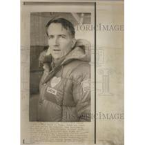 1974 Press Photo Thomas Gatch (Balloonist)- RSA13909