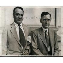 1933 Press Photo Gen Hugh Johnson to Direct $3.3 Bilion Public Employ Program