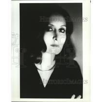 1984 Press Photo Fashion designer-Vesna Briselj - spa61159