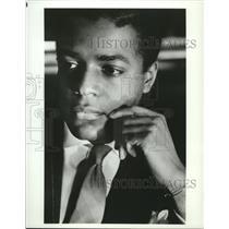 1984 Press Photo Fashion designer-Jeffrey Banks - spa61162