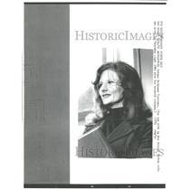 1972 Press Photo Author Kathleen Trautman - RRV34261