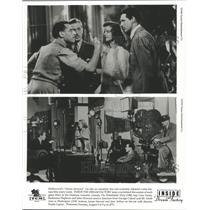 1939 Press Photo A scene in Philadelphia Story, 1940 on Inside the Dream Factory