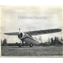 1931 Press Photo Laura Ingalls Lockheed Monoplane hop the Atlantic Ocean