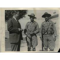 1933 Press Photo H. Freeman Matthews New Secretary to US Ambassador in Cuba