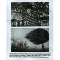 "1986 Press Photo Joey Cramer in the fantasy-adventure ""Flight of the Navigator"""