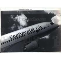 "1994 Press Photo Continental ""Lite"" Jet"