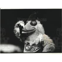 1982 Press Photo San Diego Chicken mascot