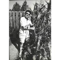 1979 Press Photo Ray Mauro, Washington Redskins former trainer - sps09586