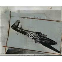 1941 Press Photo Boulton Paul Defiant planes night fighters - nem41003