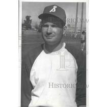 1973 Press Photo Shadle Park High School baseball coach, Jim Brown - sps10957