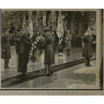 1971 Press Photo Vice President Spiro Agnew Ceremonies - RRY54877