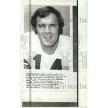 1973 Press Photo Dallas Cowboys Quarterback Craig Morton - sps11366
