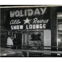 1964 Press Photo Holiday Lounge South State - RRU96835
