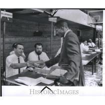 1963 Press Photo James Hood - RRV01891