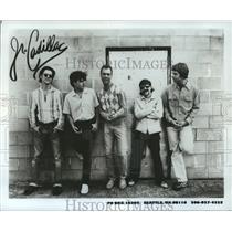 1983 Press Photo Rock band Jr. Cadillac - spp31282