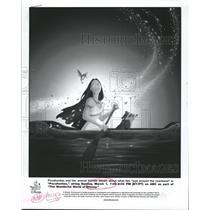 1999 Press Photo Pocahontas - RRW29297