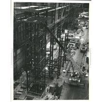 1982 Press Photo Bethlehem Steel Burns Harbor Plant - RRV63189