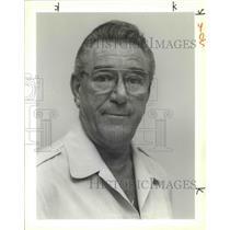1988 Press Photo Erwin Louis Barthel, Times-Picayune Press Room Staff