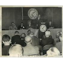 1969 Press Photo Port of New Orleans - Board of Commissioners Safety Meeting