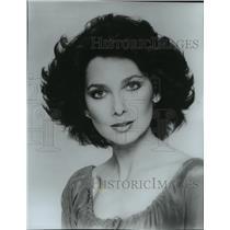 Press Photo Suzanne Pleshette, actress. - spp38363