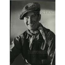 """1930 Press Photo Maurice Chevalier in """"Paramount On Parade"""" - spp42132"""