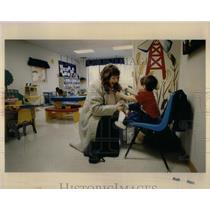 1993 Press Photo Lombard Commuter Childcare Center - RRX13265