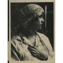 1918 Press Photo Louise Rachel Trowbridge Becomes Bride of LT. Kenneth Shennan