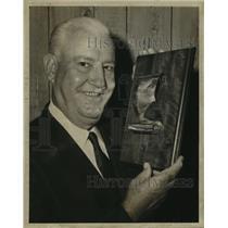 1969 Press Photo Man of the Year Joseph F. Bautsch, Jr. - noa28686