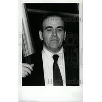 1984 Press Photo Chuck Sullivan Vice President FB team - RRW96407