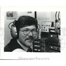 1984 Press Photo Don Michael Girard WMGF Radio - mjb28553