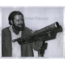 1965 Press Photo Galileo Actor Dell Lype - RRX21901