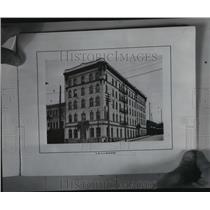 1909 Press Photo Y.M.C.A. Building - spb17981