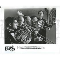 01991 Press Photo The Canadian Brass - RRV81551